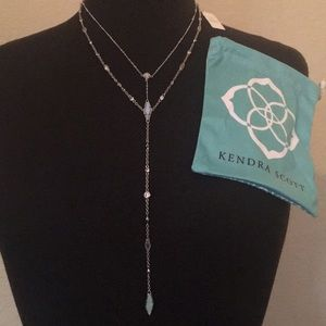 Kendra Scott Lariat Necklace 28""